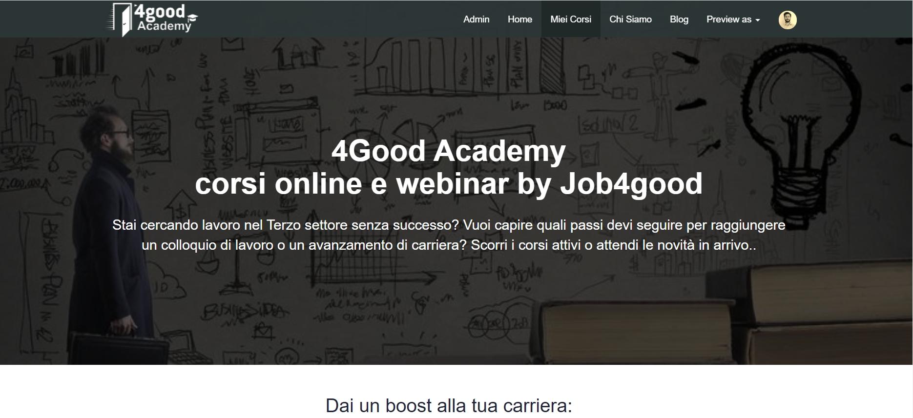 4goodAcademy.it